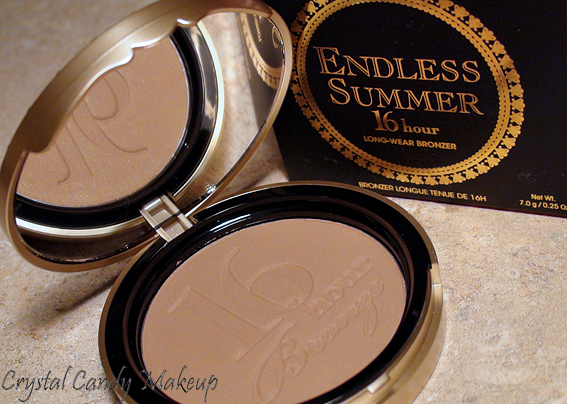 Bronzer longue tenue 16 Hour Endless Summer de Too Faced - Review