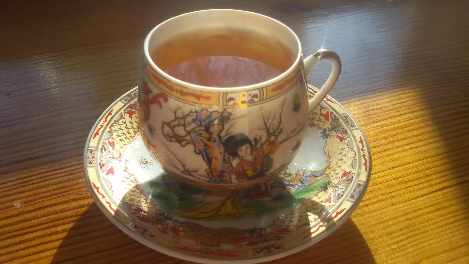 Суперпродукты: люблю зеленый чай
