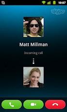 Skype v2.7.0.907 для Android
