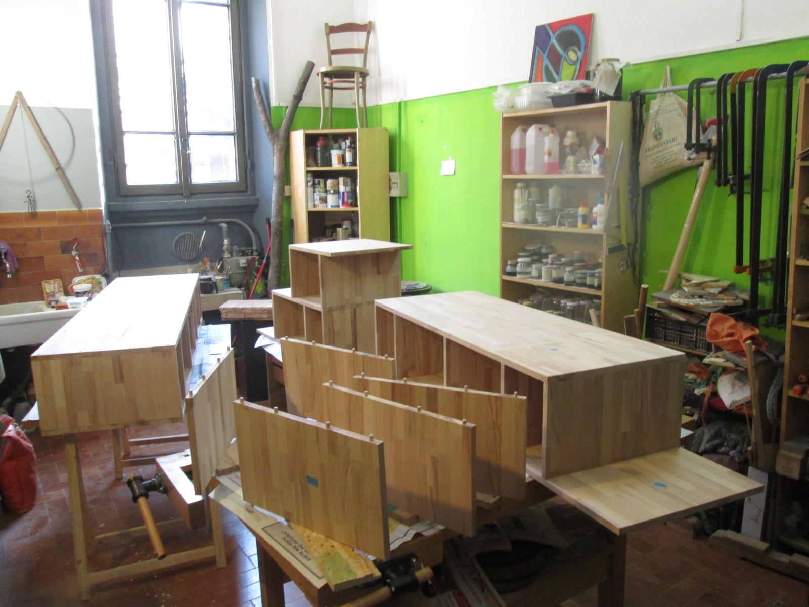 La tana del truciolo scala libreria moduli for Moduli libreria