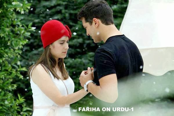 fariha last episode 184 urdu 1 presented by channel fariha episode 184
