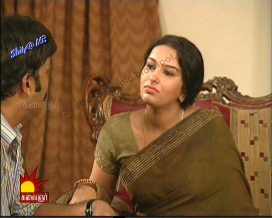 Tamil Serial Aunty Series 4 (Vandhana, Rani, Tamil News reader boob