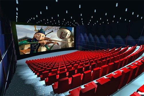 Posisi Duduk yang Bagus Ketika Nonton di Bioskop