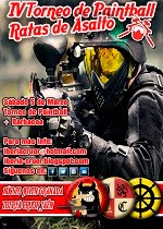 IV Torneo de Paintball