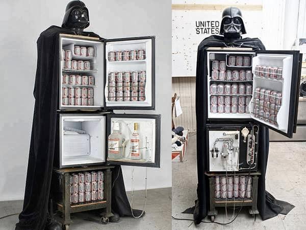 Nevera Darth Vader