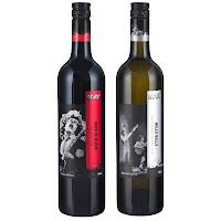 AC/DC-Wein in Deutschland - Back In Black Shiraz and Hells Bells Sauvignon Weinpaket