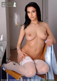 Vidya Balan Hot Boobs Naked S