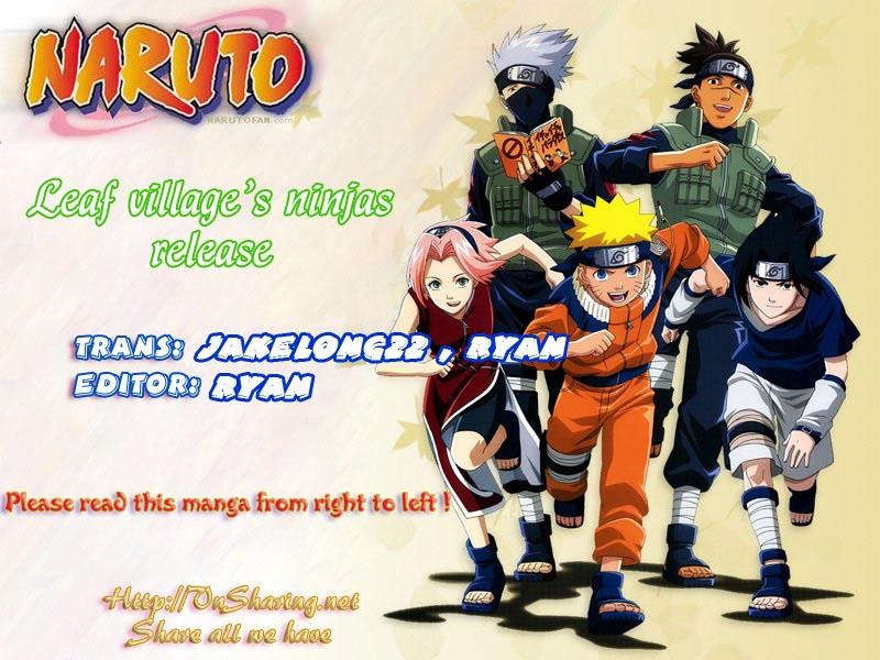 Naruto chap 461 Trang 18 - Mangak.info