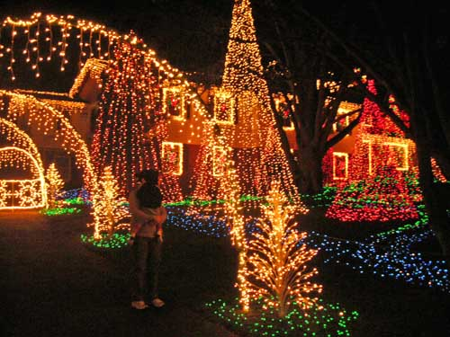 Christmas Lights Columbia Md