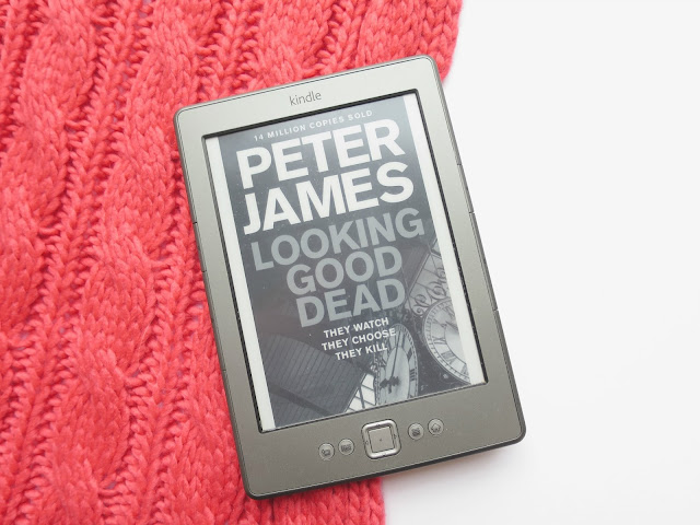 Peter James Looking Good Dead Kindle Book Review Crime Thriller Murder