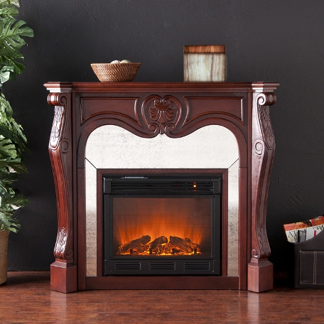 Fireplace Mantel As The Hearth Of Your Home