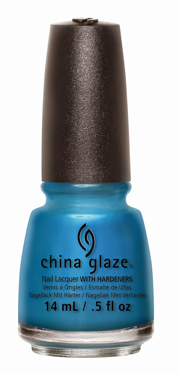 China Glaze License & Registration Pls