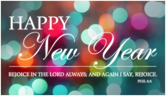new year bible verse cards