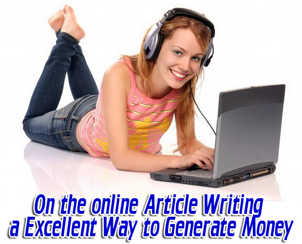Write articles for money online