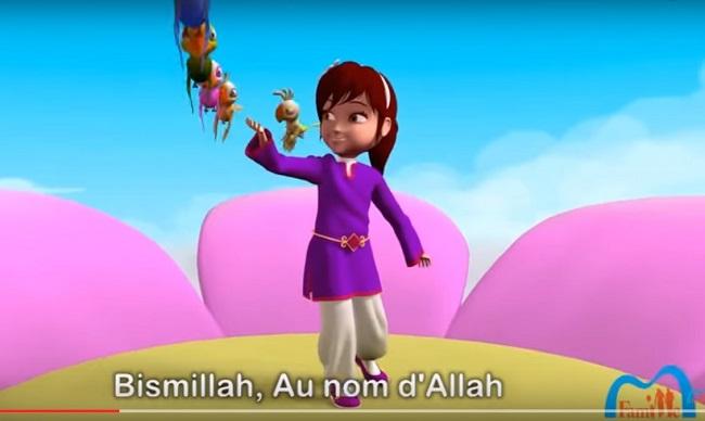 Lagu Bismillah Famille Musulmane