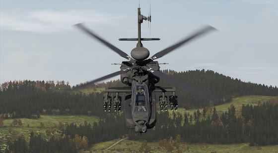 AH-64E Apache Longbow