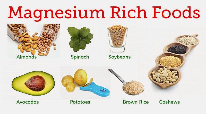 Foods Rich Magnesium