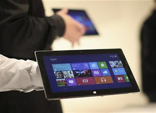 Microsoft Surface priced below Apple's new iPad