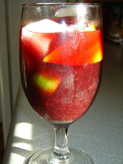 Home Cooking with Habs Tweetup: Summertime Sangria