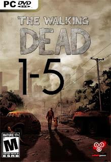 [PC] THE WALKING DEAD EPISODES 1-5