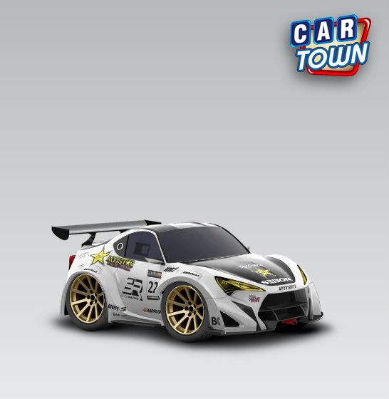 Car Town Skin Scion Fr S Autos Post