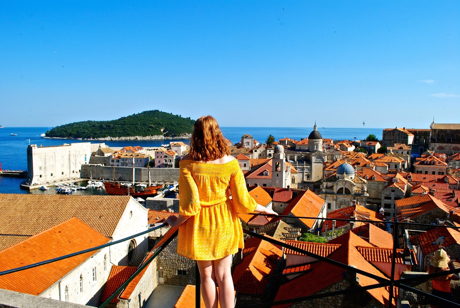 5 things to do in Dubrovnik : Walking the Old Town Walls