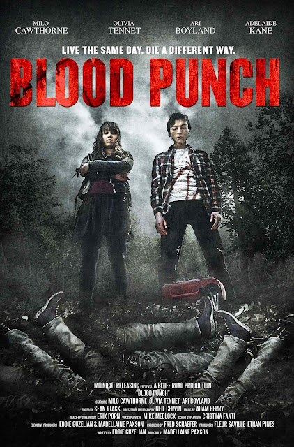 Festival Hit 'Blood Punch'