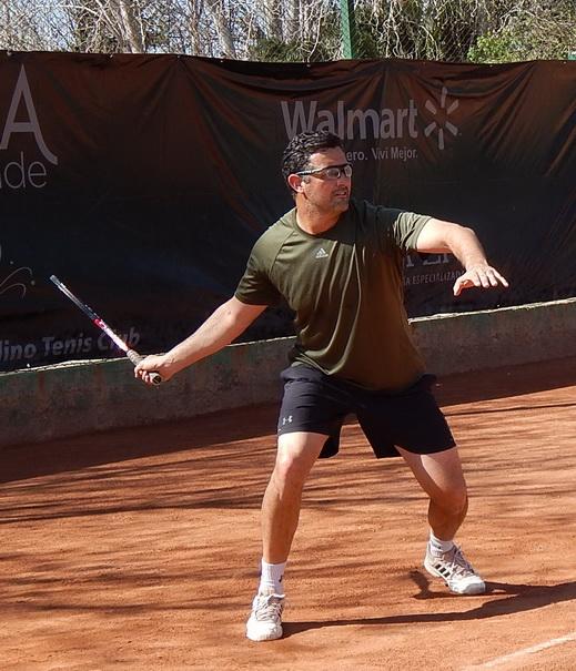 ITF SENIORS G2 OMAR PABST CHILE