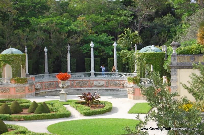 Photos From Vizcaya Gardens In Miami Growing The Home Garden