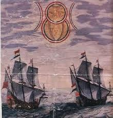 pasukan-voc-beroperasi-menggunakan-kapal-hongi