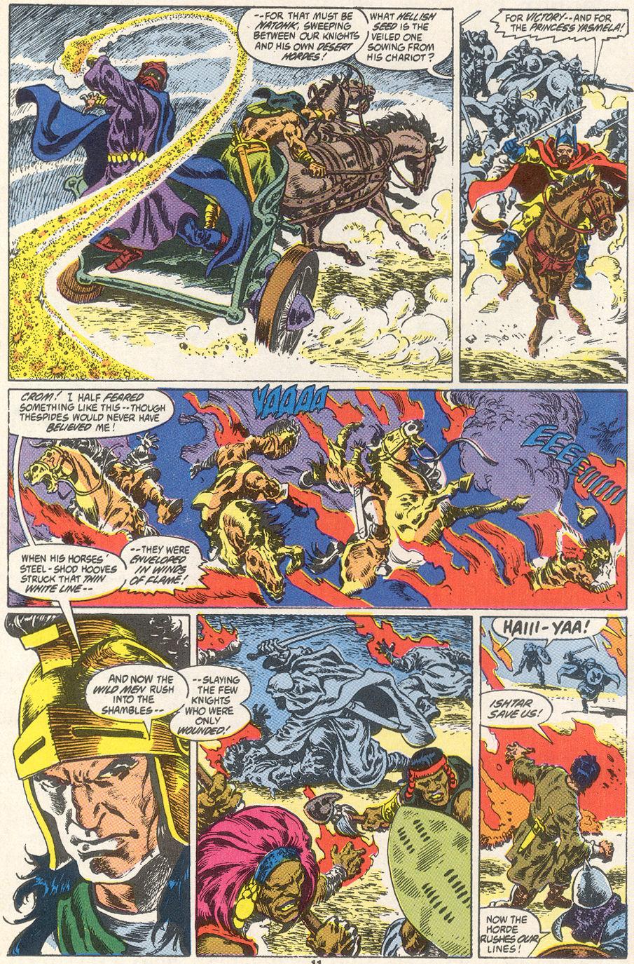 Conan the Barbarian (1970) Issue #249 #261 - English 10