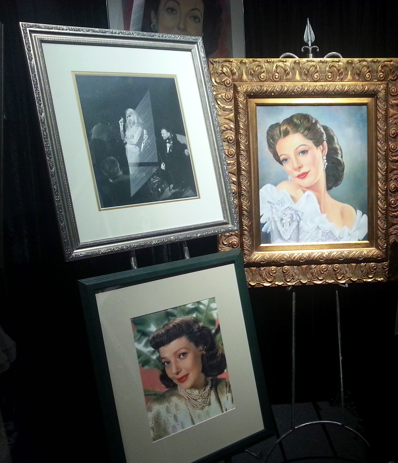 Loretta Young And Clark Gable Loretta Young Clark Gable