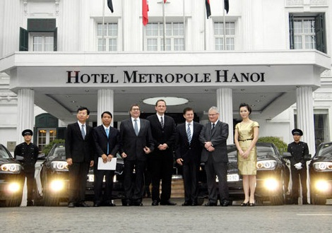 Sofitel Legend Metropole Hanoi - photo 1