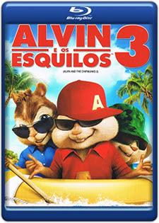 Download - Alvin e Os Esquilos 3 – BluRay 720p Dual Áudio
