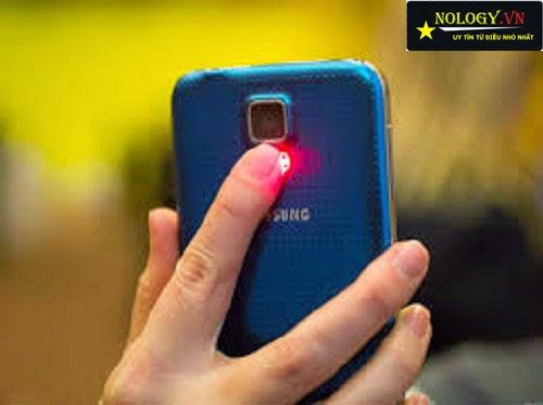 Cảm biến đo nhịp tim - Samsung galaxy S5 au