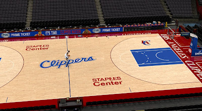 Clippers Real Dornas and Court