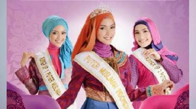 Juara Putri Muslimah Indonesia 2015