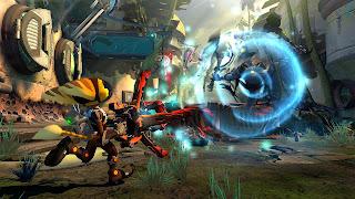 Ratchet and Clank Nexus Release Screenshots