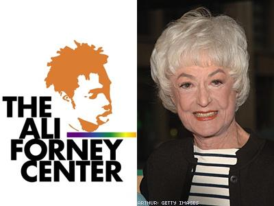Popgoesthearts lgbt youth residence being built named for Why did bea arthur leave golden girls