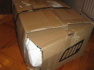 Salgó polc nélküli csomag