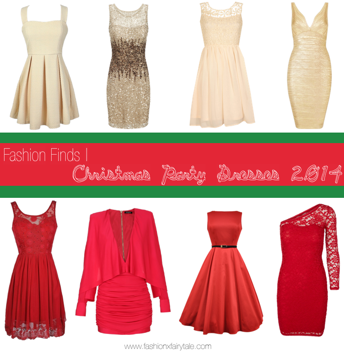 Fashion Finds | Christmas Party Dress 2014