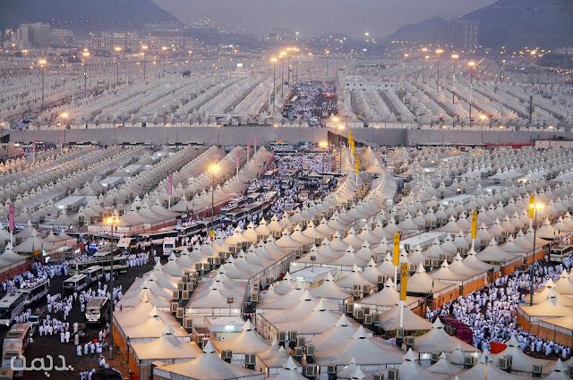 Panika w Mina, zginęło ponad 769 pielgrzymów