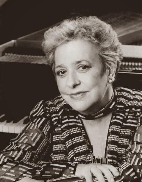 Alicia de Larrocha  Concertography