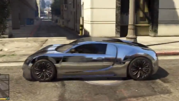 Grand+Theft+Auto+5+Chrome+Bugatti+Veyron