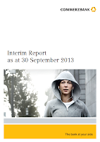 Q3 2013, Commerzbank, report