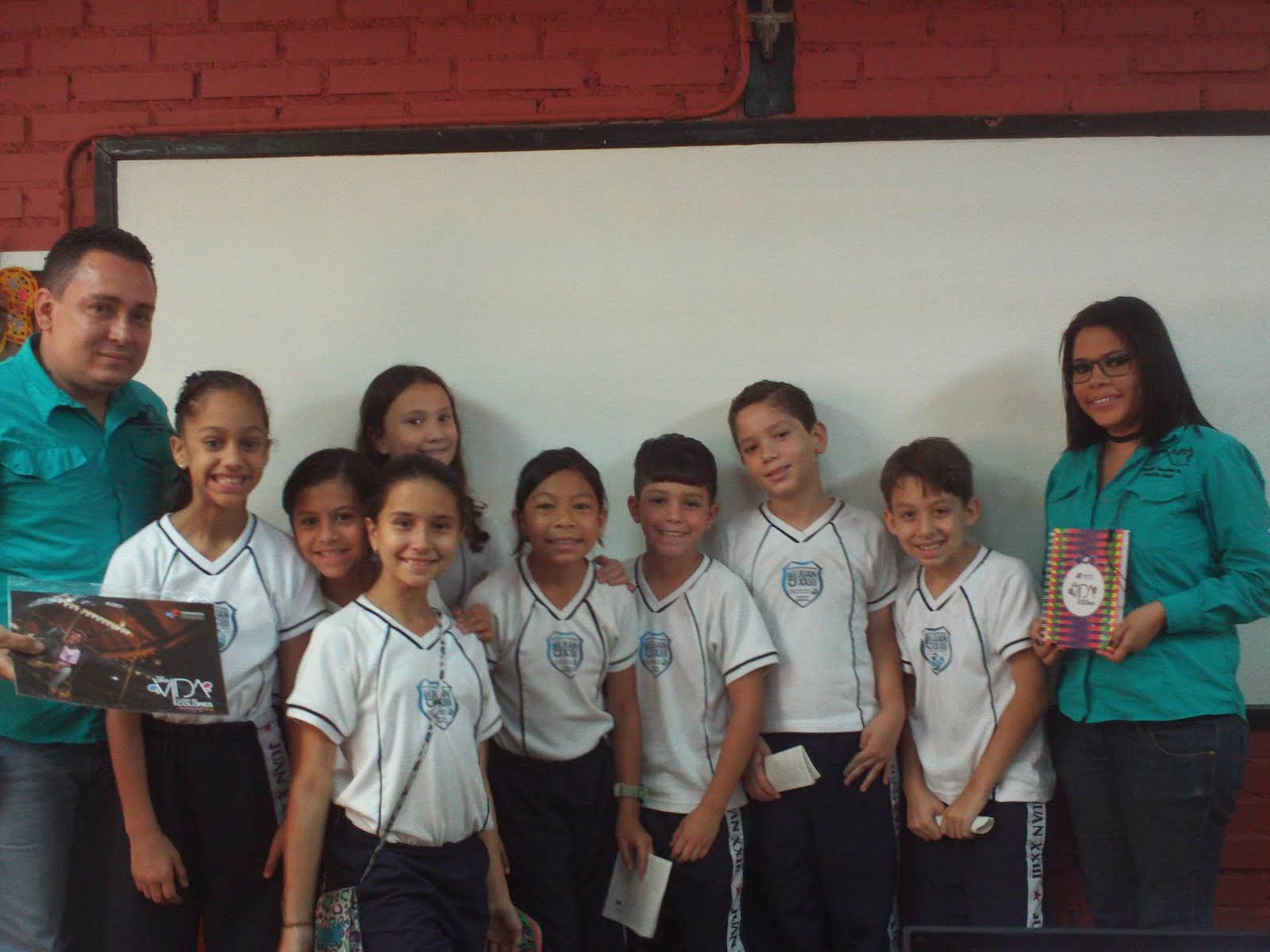 Charla Colegio Juan XXIII Sede Juanito