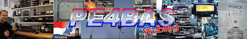 PE4BAS Amateur Radio Weblog