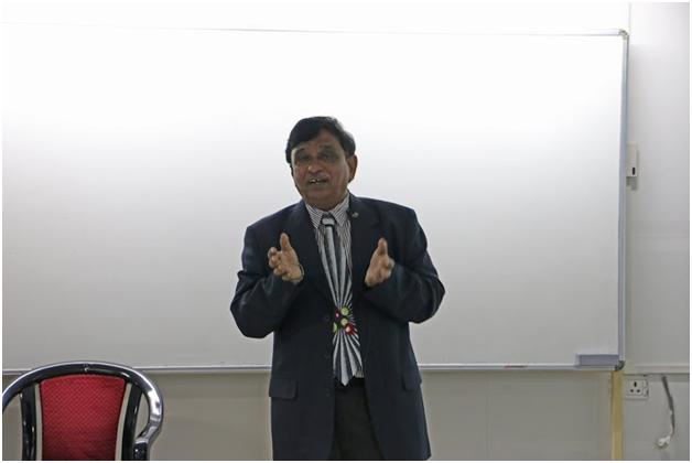 Shyam's Guest lecture at IIT