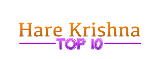 The Hare Krishna Top 10 List