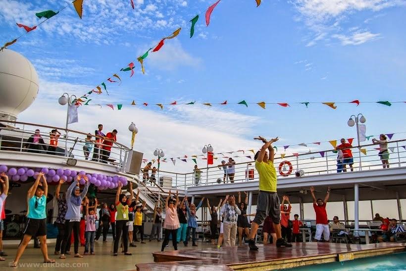 Kemeriahan Cuti Sekolah Bersama Pak Nil | Star Cruises Superstar Libra